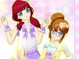 PriPara (Game)/Character Customization