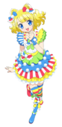 Pripara The Movie Chara Mirei