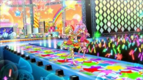 (HD) PriPara プリパラ - EPISODE 10 - Laala & Mirei - Marble Make Up A Ha Ha!-0