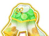 Parakeet Green Coord