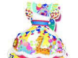 Cheesecake Circus Coord