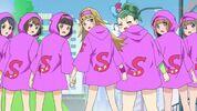 All member of Sophie's fans c