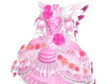 Dolly Pink Cyalume Charm Coord