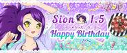 Happy Brithday Shion Official