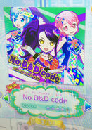 No d&d code