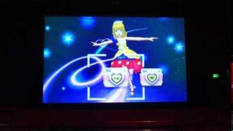 15 Pripara 3DS GrandPrix Making Drama Neon Lights Roulette Custom Character Version
