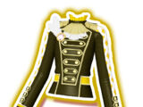 Marching Feather Yellow Coord