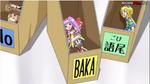 Boxes dolls