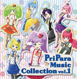 PriPara Music Collection vol.1