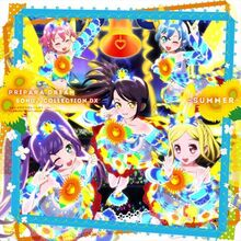 PriPara Song Collection Summer