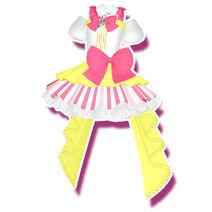 Twinkle Ribbon Cyalume Kleid