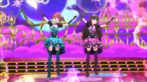 (60 FPS) PriPara - プリパラ - Episode 104 - Aromageddon - ☆Reversible Ring & Ready Smile!!☆ -