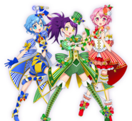 Idol Time Pripara Characters Dressing Pafe
