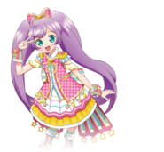 Idol Time Pripara Character Laala Website