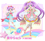Laala new idol time pripara