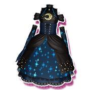 Lunatic Moon dress