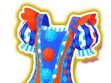 Joyful Circus Blue Coord