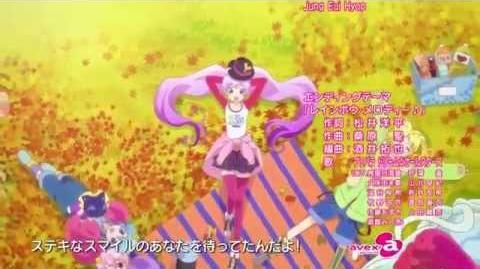 PriPara プリパラ ED 6「Rainbow Melody ♪」