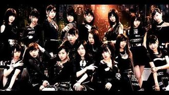 SKE48 Chicken LINE (チキンLINE) Instrumental