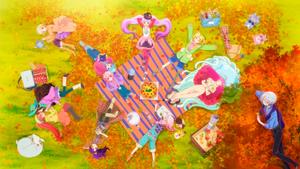 Rainbow Melody Creditless