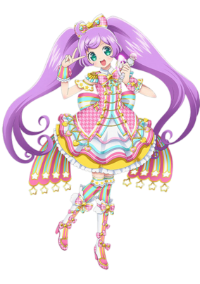 Laala Idol Time Visual