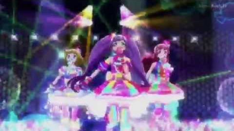 (HD) Pri Para SoLaMi SMILE Pretty Prism Paradise Episode 19