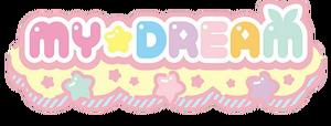 My☆dream logo