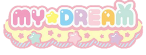 My☆dream logo