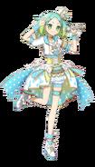 Team Super Cyalume Nino Coord Render 1