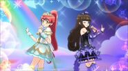 Mikan and aroma from pripara by bluelover2001-d92iky6