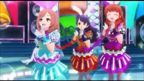 (HD) PriPara - Movie - SAINTS☆ And SoLaMi♡DRESSING! - MAKE IT! AND REALIZE!