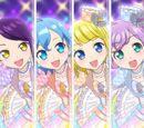 Rainbow Blue Smile Coord