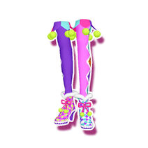 Carnival Circus Schuhe