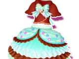 Mint Chocolate Ice Coord
