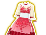 Dress-up Maple Coord