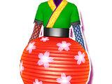 Edo Lantern Coord