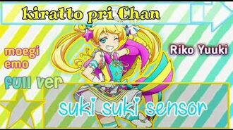 Kiratto pri Chan suki suki sensor (Requested by yui cousin)