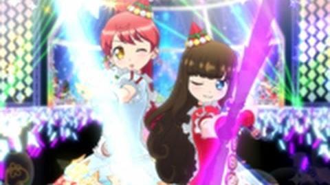 (HD) PriPara - プリパラ - EPISODE 76 - SoLaMi♡Dressing & Aromageddon - ☆Reversible Ring and Realize!☆ -