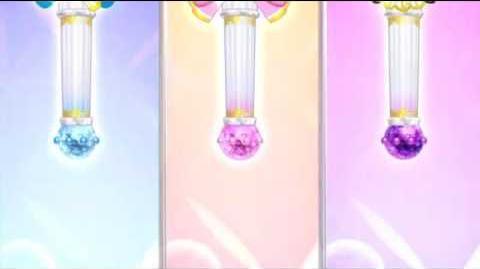 (HD) PriPara - Episode 95 - SoLaMi Smile & Mirei - Triangle Star & Ready Smile!! -