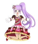 Choco Whip Mix Mix Coord Non Render