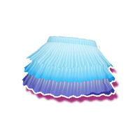 Ice Mint Jelly skirt