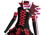 Gothic Devil Coord