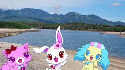 Jewelpet Magical Change Excitement Antenna (Ruka Rie Miki from AIKATSU☆STARS!)-1528009961