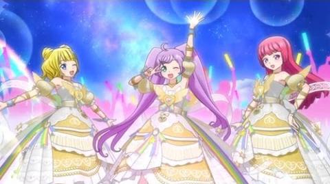 HD Pripara - プリパラ 138 - I FRIEND YOU & LOVE IS FRIEND - Goddess Vs Solami Smile