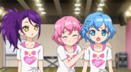 PriPara episode 21-33