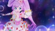 Laala use the charm