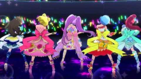 (HD) PriPara - EPISODE 88 - FriendAll - Dream Parade -