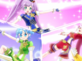 PriPara Police Hotblooded Coord