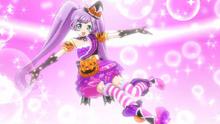 Laala im Pink Witch Halloween Coord