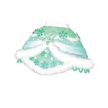 Mint Snow Princess Rock